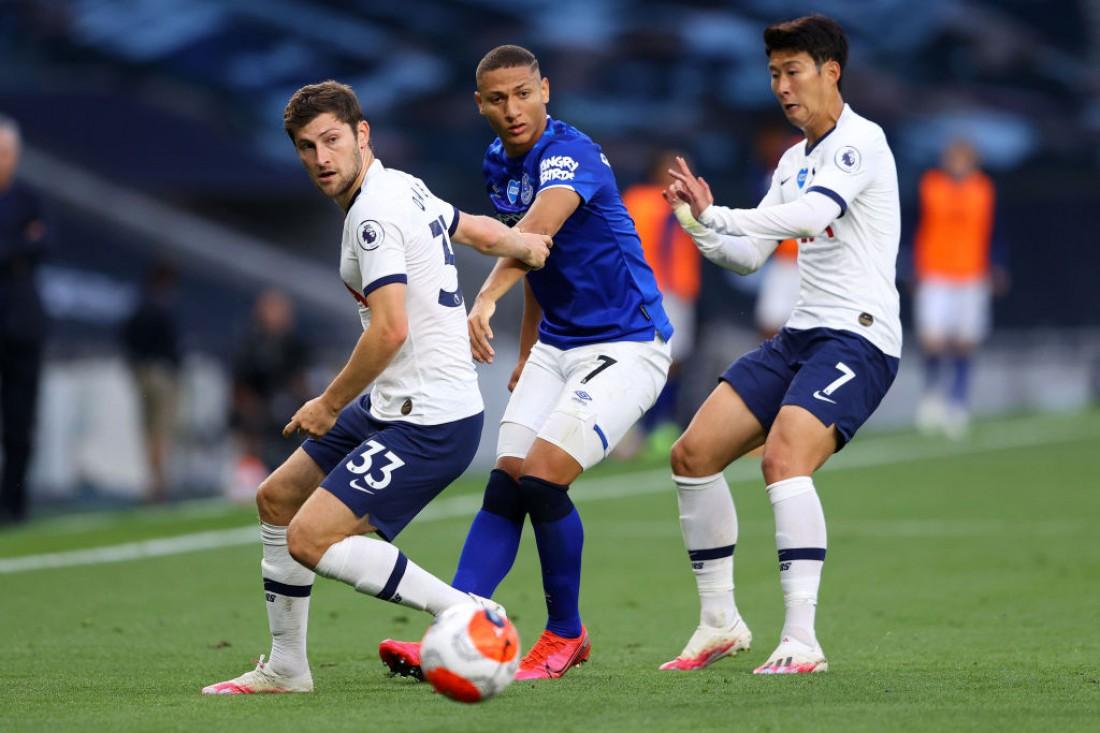 Тоттенхэм - Эвертон: видео гола и обзор матча