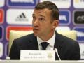 Шевченко: Я начинаю свое возвращение в большой футбол