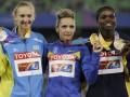 Ольга Саладуха - чемпионка мира в тройном прыжке