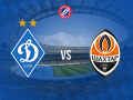 Динамо - Шахтер: видео онлайн трансляция матча УПЛ