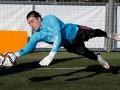 Лунин получил низкую оценку за матч против Алькояно в Кубке Испании