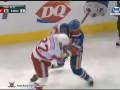 Мужская разборка. Драка дня в NHL