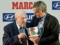 Легендарный нападающий Реала скончался после сердечного приступа
