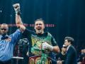Усик стал лучшим боксером месяца по версии WBC