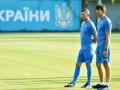 Шовковский начал работу в сборной Украины