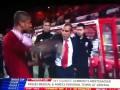 Главный тренер Суиндон Таун избивает своего игрока