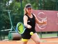 Снигур завершила выступления на турнире ITF в Португалии