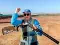 Украинский стрелок Мильчев в 48 лет выиграл этап Кубка мира на Кипре
