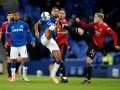 Эвертон - Манчестер Юнайтед 0:2 видео голов и обзор матча Кубка лиги