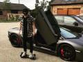 Полиция конфисковала Lamborghini игрока Ман Сити