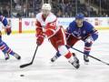 НХЛ: Детройт уступил Рейнджерс, Сент-Луис сильнее Эдмонтона