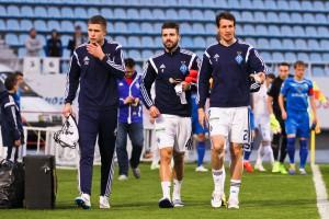 Как Динамо не смогло переиграть Олимпик в первом матче 1/2 финала Кубка Украины