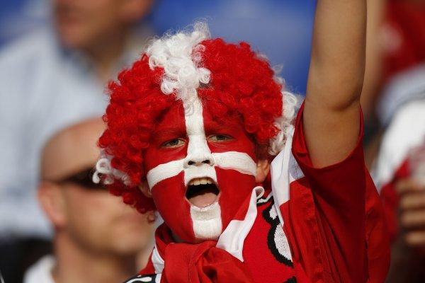 Дания может стать одной из сенсаций турнира