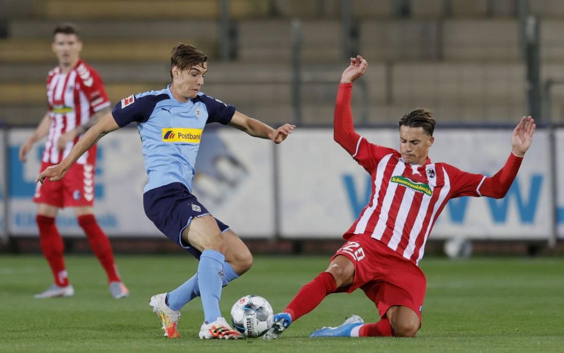 Фрайбург - Боруссия М: видео гола и обзор матча