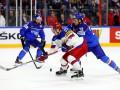 Италия - Россия 1:10 Видео шайб и обзор матча ЧМ по хоккею