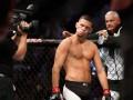 Нейт Диаз курил марихуану на турнире UFC