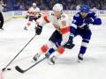 НХЛ: Тампа разгромила Флориду, Виннипег в результативном матче уступил Рейнджерсу