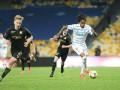 Динамо в серии пенальти одержало победу над Колосом