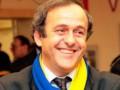 Платини: Я не сторонник идеи объединенного чемпионата Украины и России