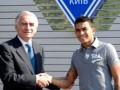 Динамо подписало контракт с Дуду