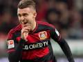 Украинец Юрченко забил гол за немецкий Байер