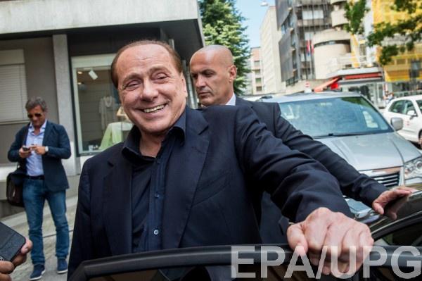 Сильвио Берлускони продаст Милан китайцам?
