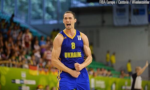 Сергей Гладырь стал одним из творцов победы Украины над Германией.