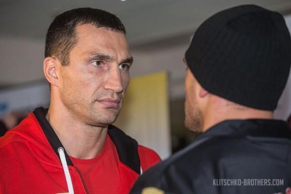 Букмекеры считают, что Кличко отправит Пьянету в нокаут