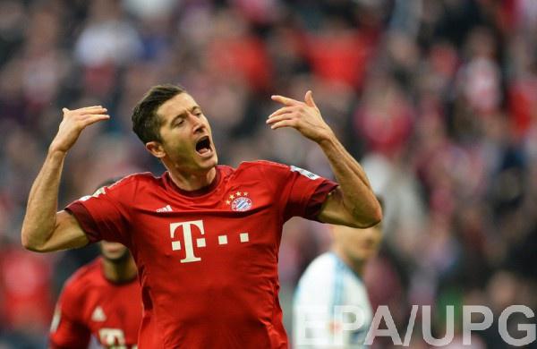 Левандовски помог Баварии стать чемпионом Германии