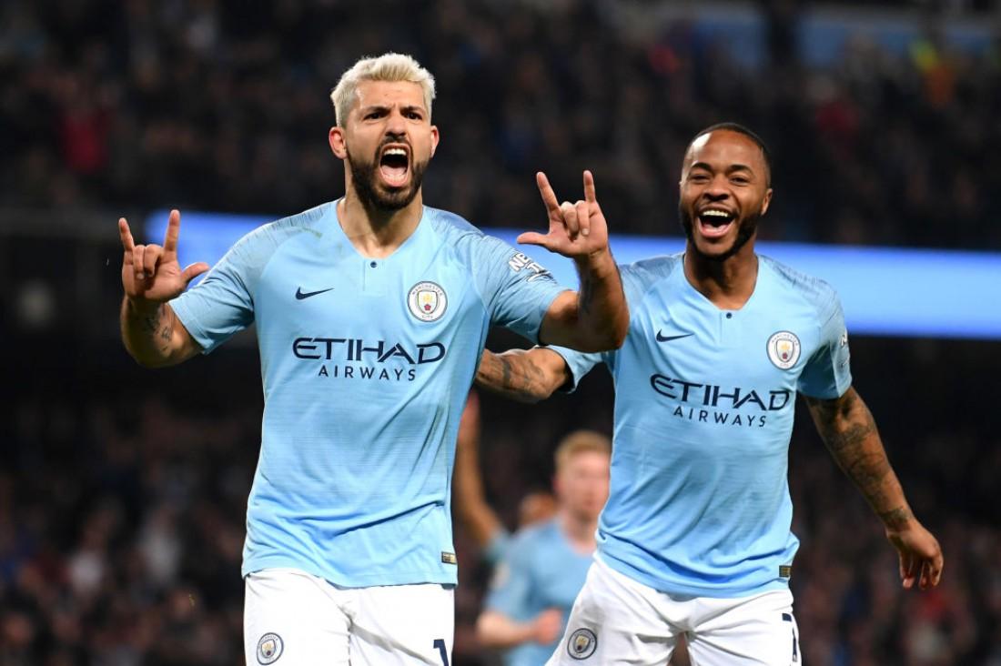 Манчестер Сити переиграл Вест Хэм: видео гола