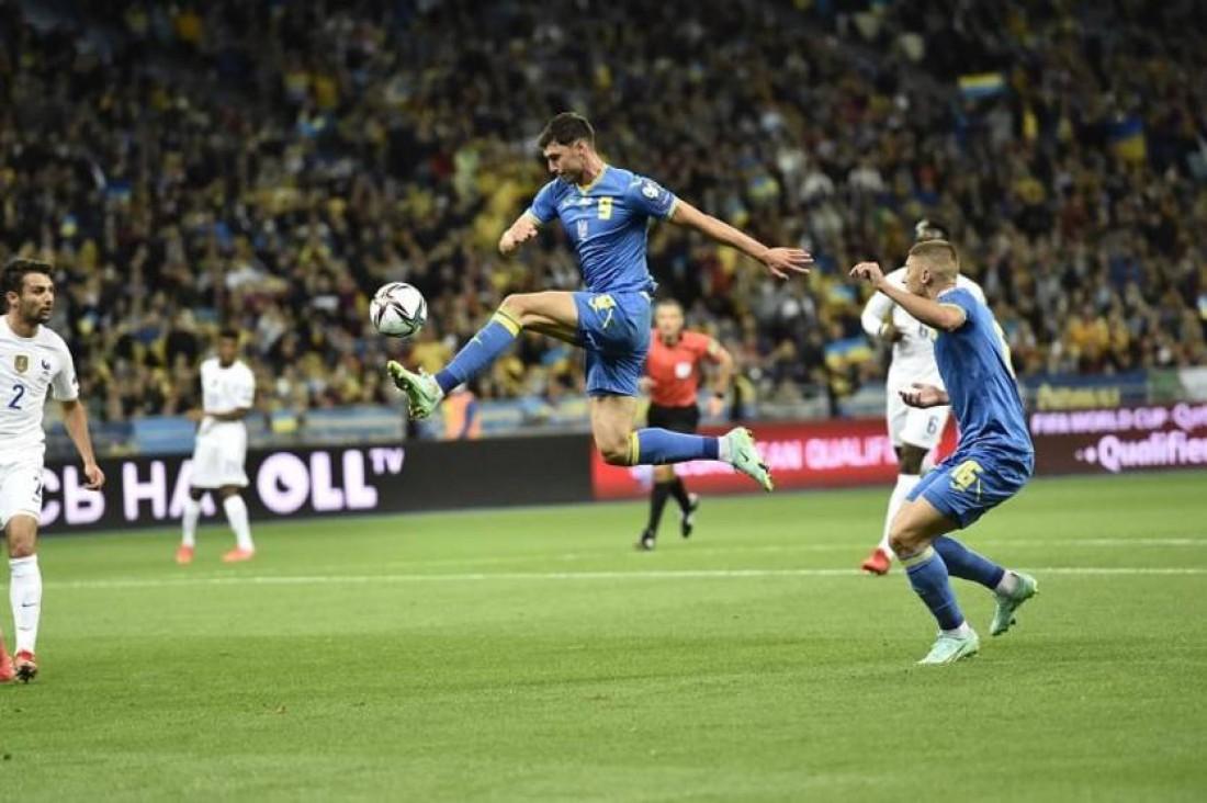 Украина - Франция: Видео голов и обзор матча