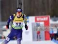 Биатлон: Пидручный на последнем круге спас Украину от провала, выиграв у Фуркада