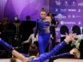 Украинские гимнастки завоевали 9 золотых медалей на турнире в Эстонии