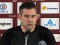Тренер Генгама: Сделаем все для победы, ведь мы - последняя французская команда в Лиге Европы