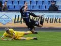 Черноморец - Закарпатье - 2:0