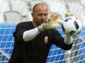 Вратарь сборной Венгрии установил рекорд чемпионатов Европы