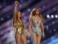 Шакира и Дженнифер Лопес зажгли на Супербоул-2020