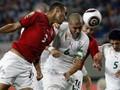 Алжир - Египет - 0:4