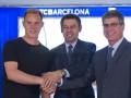 Официально: Барселона усилилась молодым голкипером из Германии