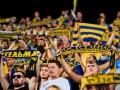 Расизм на матче Лиги чемпионов в России: На поле снова бросили банан