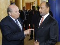 Выборы президента FIFA могут перенести