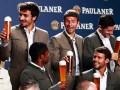 Пиво и сосиски: Как Бавария готовится к Октоберфесту