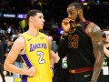 Дальняя передача Болла и мощный данк ЛеБрона – среди лучших моментов дня в НБА