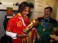 Испанцы мечтают выпить пива с Надалем и Касильясом
