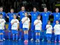 Сборная Украины по футзалу заняла пятое место в рейтинге УЕФА