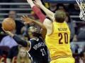 НБА: Победы Кливленда и Торонто и другие матчи днгя