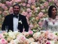 Овечкин с размахом отпраздновал свою прошлогоднюю свадьбу