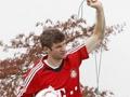 Бавария продлит контракт с Томасом Мюллером до 2015 года