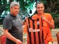 Шахтер отправил полузащитника на год в Бразилию