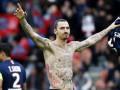 Фанаты Ибрагимовича озадачены исчезновением татуировок у игрока